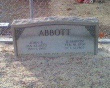 Katherine Marion <i>Smith</i> Abbott