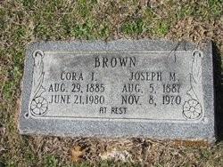 Joseph Monroe Brown