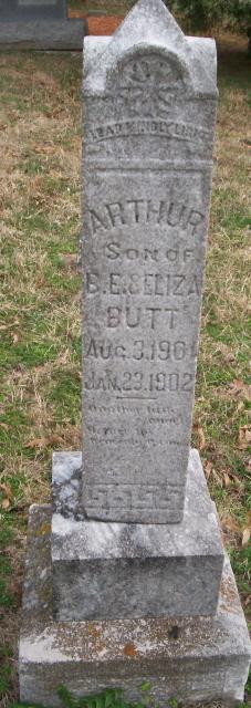 Arthur Butt