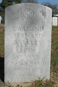 Garland Bernard Barkley