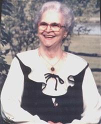 Margaret Ruth <i>Franklin</i> Adams