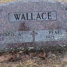 Pearl S <i>Erickson</i> Wallace