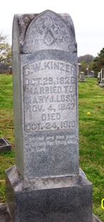 George Whitfield Kinzer