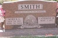 Catherine Lena <i>Hartman</i> Smith
