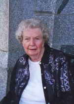 June Eva <i>James</i> Parker