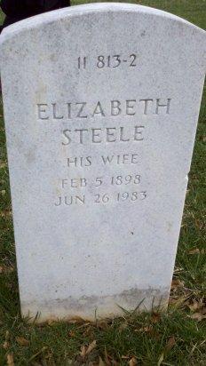 Elizabeth <i>Steele</i> Aurand