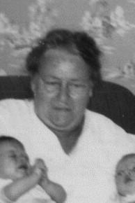 Mrs Inez Ethel <i>Orr</i> Morton