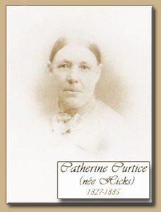 Catherine <i>Hicks</i> Curtice