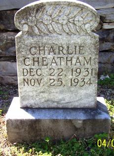 Charlie Cheatham