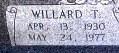 Willard T. Allgood