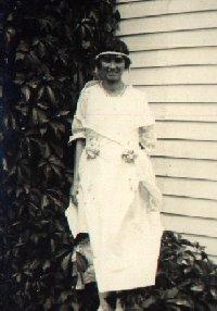 Lucy Mary <i>Huyck</i> Baker
