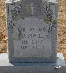 Carl William Barnwell