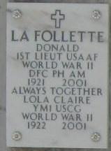 Donald La Follette