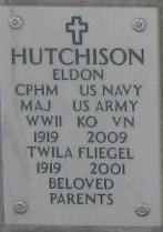 Eldon Hutchison