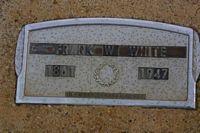 Frank W White
