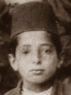Rev Mardiros Kevork Stone