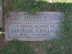 Gertrude Alice <i>Howell</i> Wallace