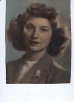 Mrs Doris June <i>Gould</i> Pearson