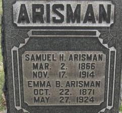 Samuel H. Arisman
