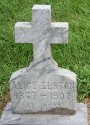 Alice L <i>Decker</i> Elston