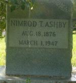 Nimrod T Ashby