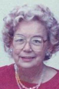 Gene Margaret <i>Bickel</i> Hayden