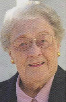 Dr Martha Helen Canaday