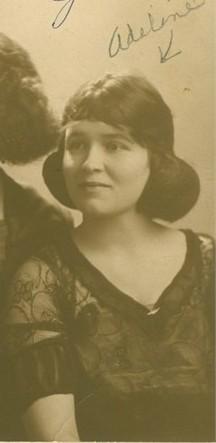 Adeline Jane <i>McMillan</i> Hendershot