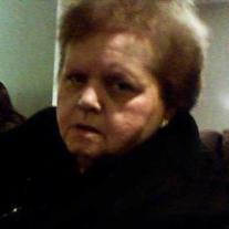 Patricia Ann <i>Vail</i> Allen