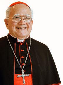 Cardinal Luis Aponte Martinez