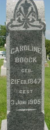 Caroline Boock