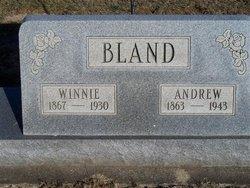 Winnie J. <i>Rollings</i> Bland