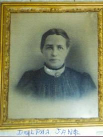 Delpha Jane <i>Inman</i> Baker