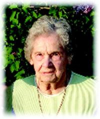 Alice Margaret Ovard
