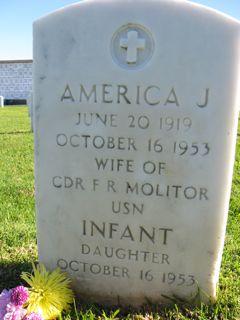 America Aileen <i>Jackson</i> Molitor