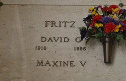 Catherine Maxine Maxine <i>Vandemark</i> Fritz