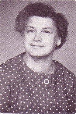 Agnes Elva Hansel