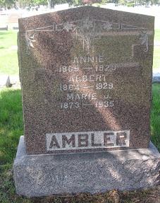 Albert Ambler