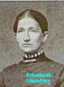 Elizabeth <i>Samuels</i> Chandler