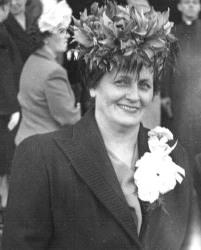 Clara Louise <i>Matern</i> Williams