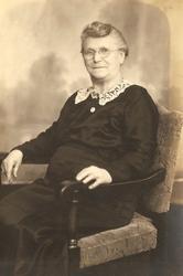 Harriet Louisa <i>Sargent</i> Dunsmoor