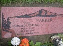 Joan Florence <i>Matters</i> Parker