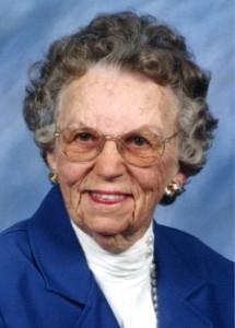 Marion Frances <i>Smith</i> Sugden