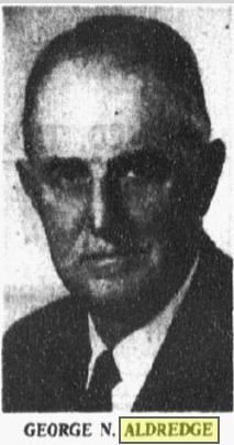 George Nathan Aldredge, Sr