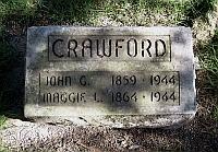 Margaret Louise <i>Alexander</i> Crawford