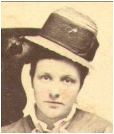 Sarah Elizabeth Libby <i>Brown</i> Roberts