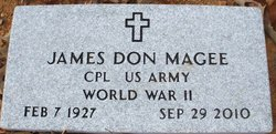 James Don Magee