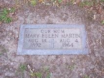 Mary Ellen <i>O'Brien</i> Martin