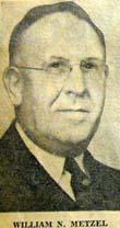 William N Metzel