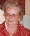 L.elia Gertrude Battin <i>Calhoun</i> Evans
